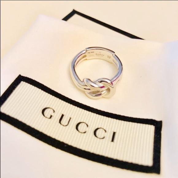 ce6a2e0e5 Gucci Jewelry | New Piccolo 925 Sterling Silver Ring Size 6 | Poshmark